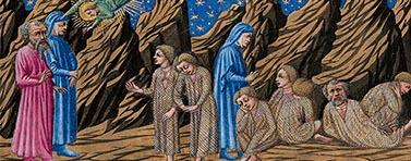 Appunti sul Purgatorio nella Divina Commedia