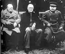 Conclusione della guerra mondiale e inizio dei lavori per la firma dei Trattati di pace