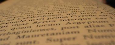 Versioni di latino per autore e opera. Traduzioni