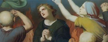 Appunti che presentano la parafrasi dei Canti del Purgatorio e la parafrasi del primo canto del Purgatorio