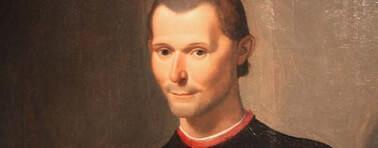 Ritratto di Niccolò Machiavelli