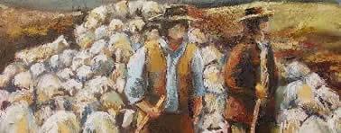 i pastori d'annunzio
