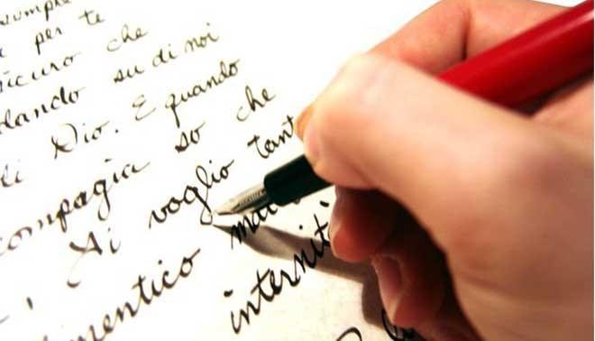 Lettera In Francese Ad Un Amico