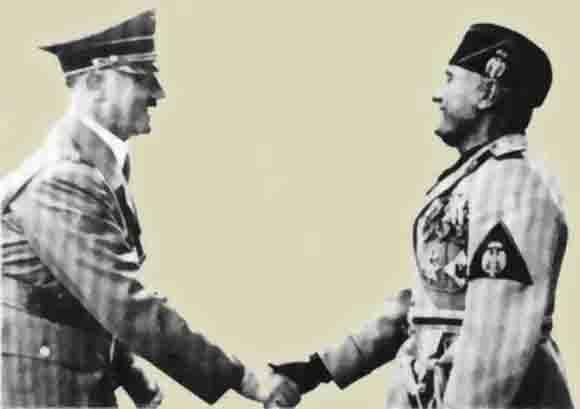 Adolf Hitler, Benito Mussolini, Winston Churchill, Josif Stalin: i personaggi più importanti dello scenario mondiale