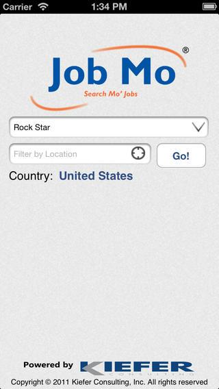 app per trovare lavoro - Jobmo