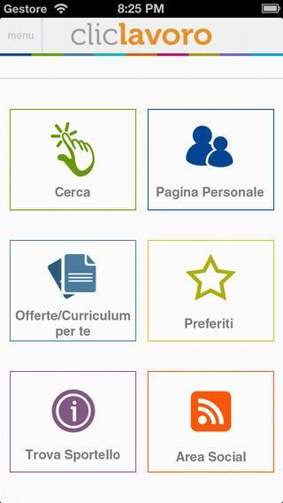 App per trovare lavoro - Cliclavoro