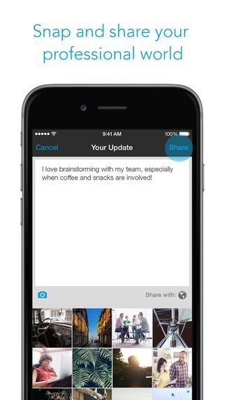 App per trovare lavoro - Linkedin