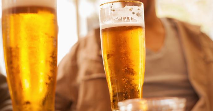 birra post allenamento