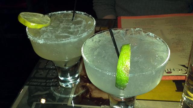 preparare cocktail in casa - Margarita