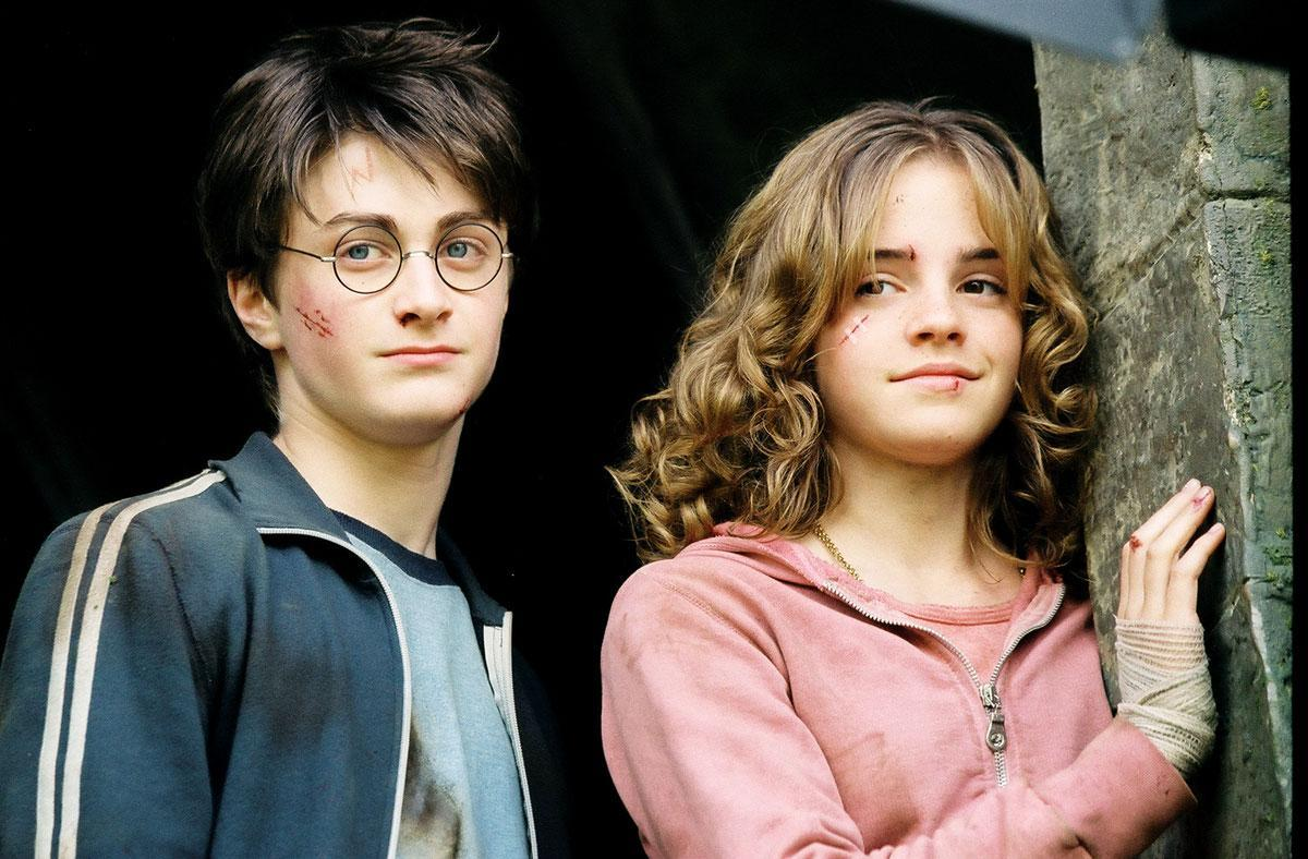 Harry Potter & Hermione (2004)