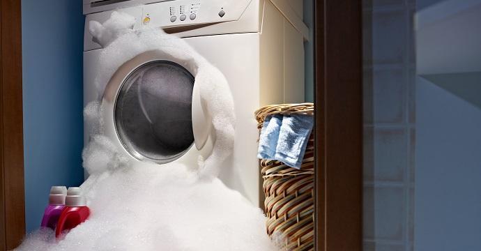 fare la lavatrice