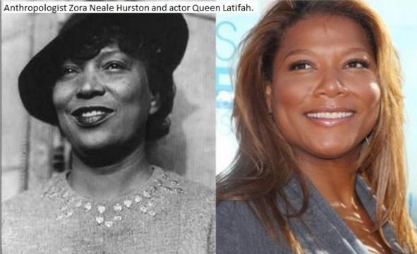 Zora Neale Houston e Queen Latifah
