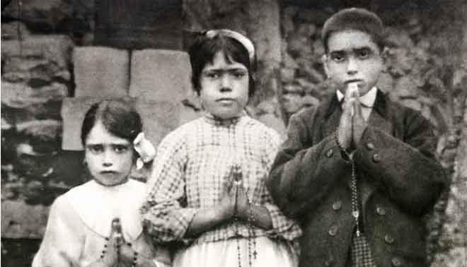 apparizioni della Madonna di Fatima