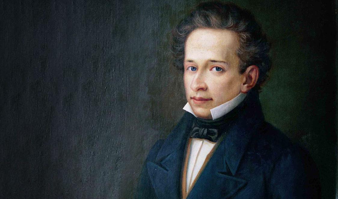 vita e opere di Giacomo Leopardi