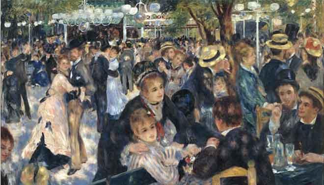 tutte le caratteristiche dell'impressionismo