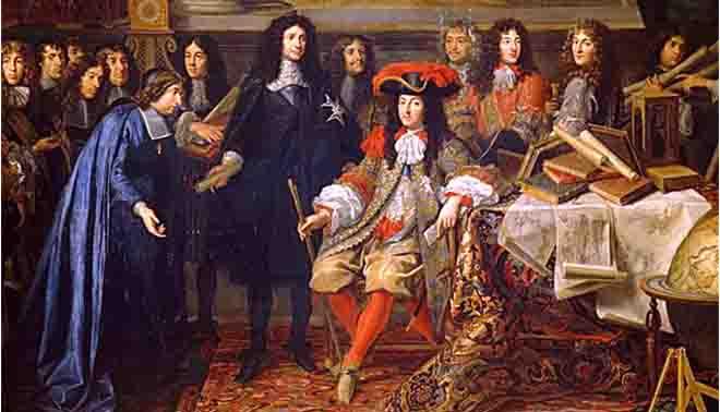 la Francia e il regno di Luigi XIV detto Re Sole