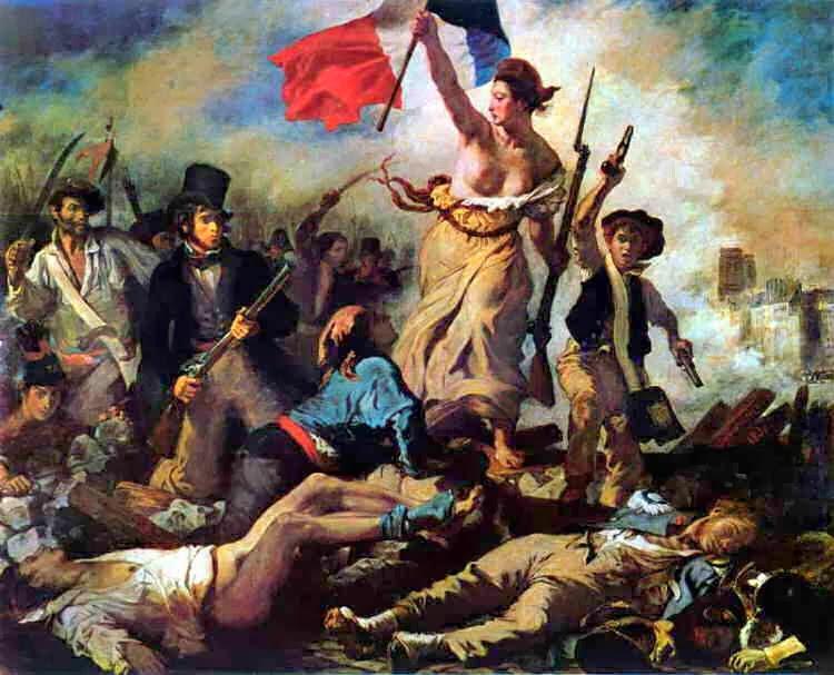 ecco gli eventi della Rivoluzione francese