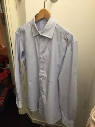 """""""come stirare una camicia"""""""