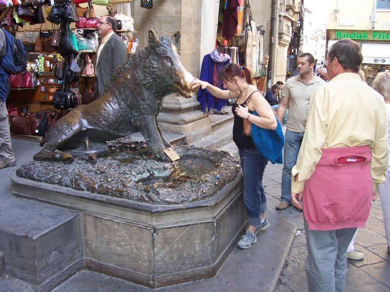 Fontana del Porcellino - Firenze