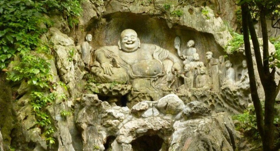 Il Buddha che Ride - Cina