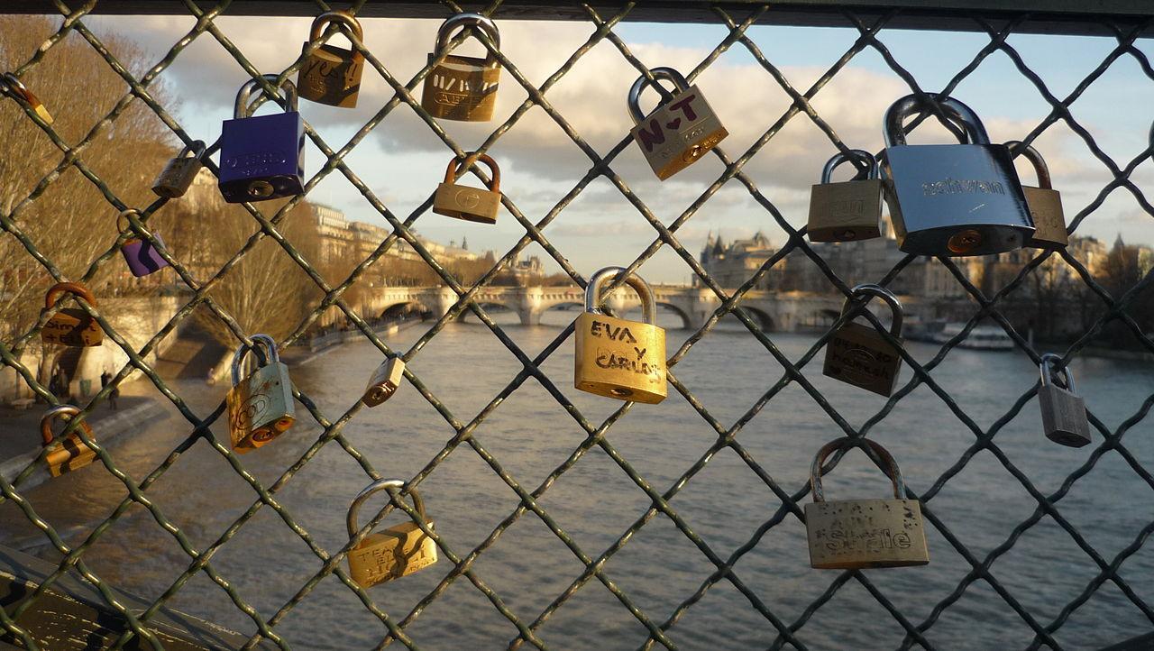 Il Ponts des Arts - Parigi