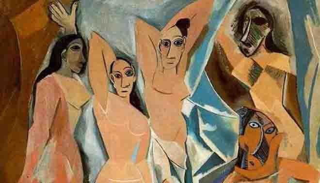 cubismo e Picasso