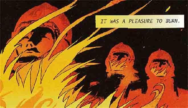 romanzo Fahrenheit 451