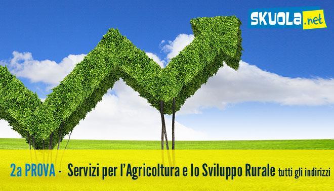 soluzioni della seconda prova di Maturità 2016 di Servizi per l'Agricoltura e lo Sviluppo Rurale