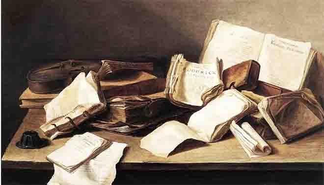 Barocco in letteratura