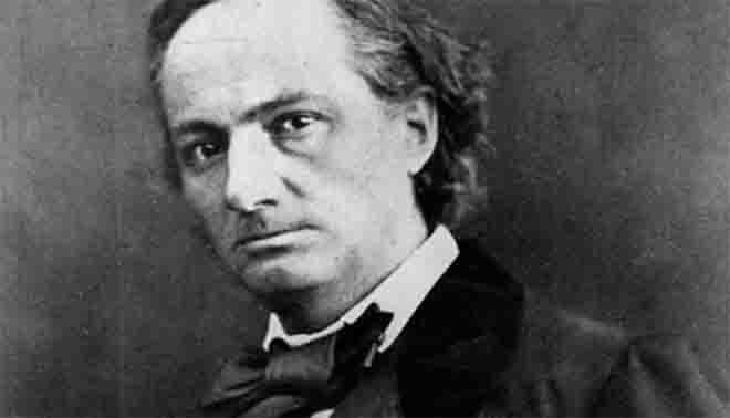 vita e opere di Baudelaire