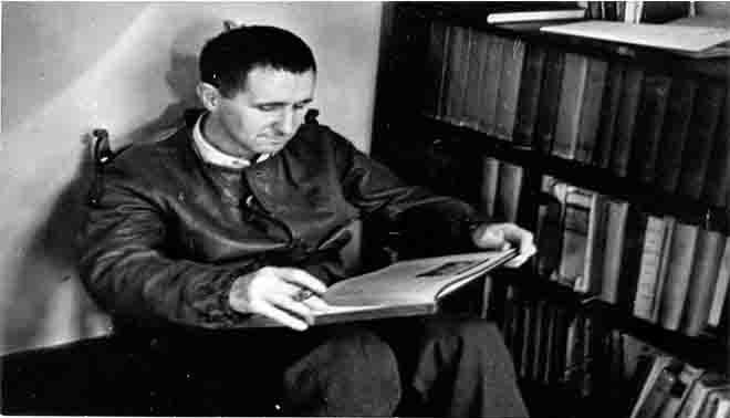 Bertolt Brecht, opere