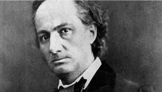 vita e opere dello scrittore Charles Baudelaire