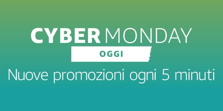 amazon black friday week cyber monday offerte del giorno