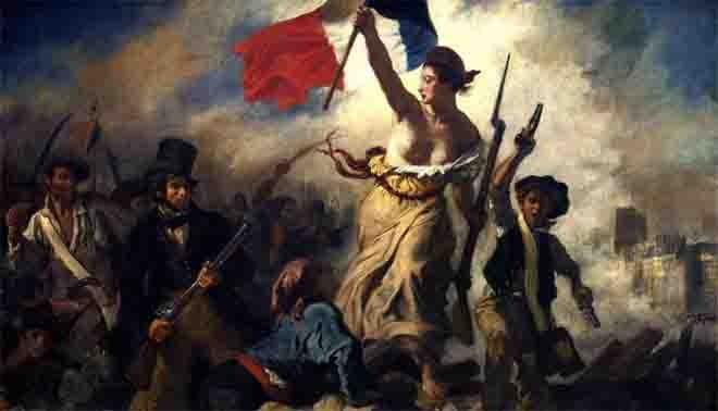 opere di Delacroix