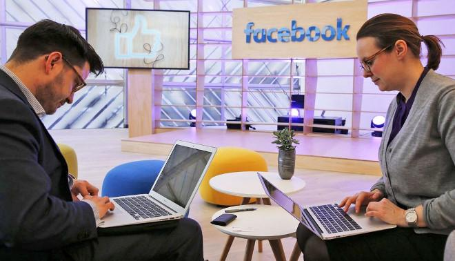 facebook at work e marketplace