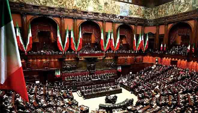 Parlamento italiano composizione for Composizione del parlamento italiano oggi