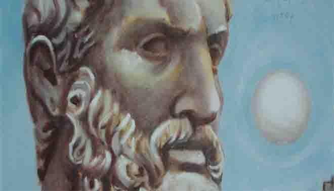 vita e opere di Parmenide