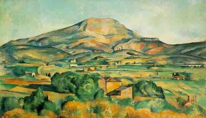 vita e opere di Paul Cézanne