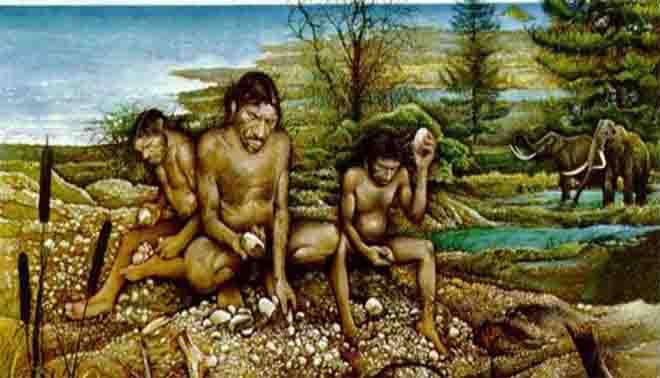 fasi della preistoria