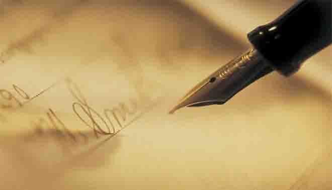 come scrivere una lettera informale