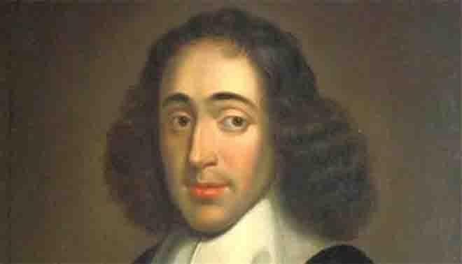 pensiero filosofico di Baruch Spinoza