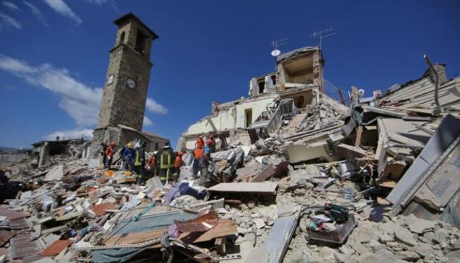 terremoto amatrice solidarietà scuola e università