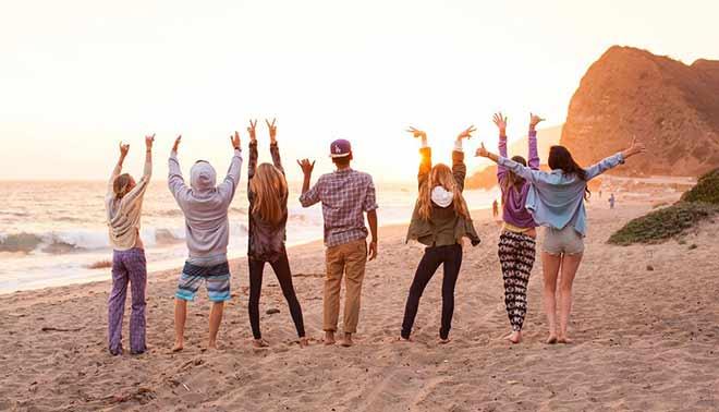 test'vacanza da sballo divertimento e nuove amicizie