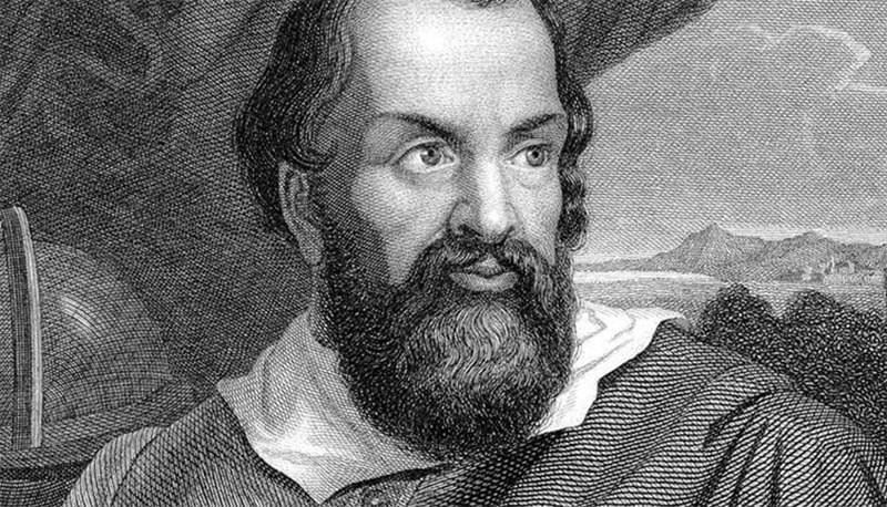 pensiero di Galileo Galilei