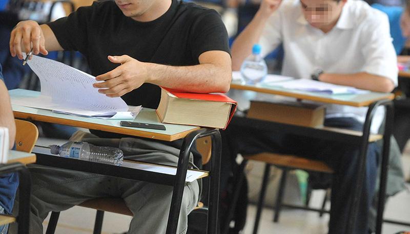 studente disperato