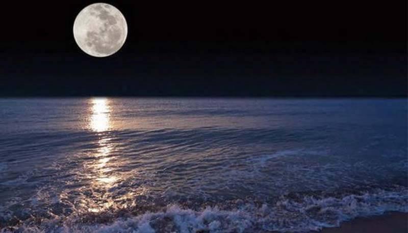 la poesia Alla Luna
