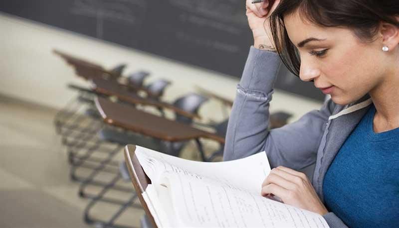 programma di studio a un mese dal test ingresso Medicina