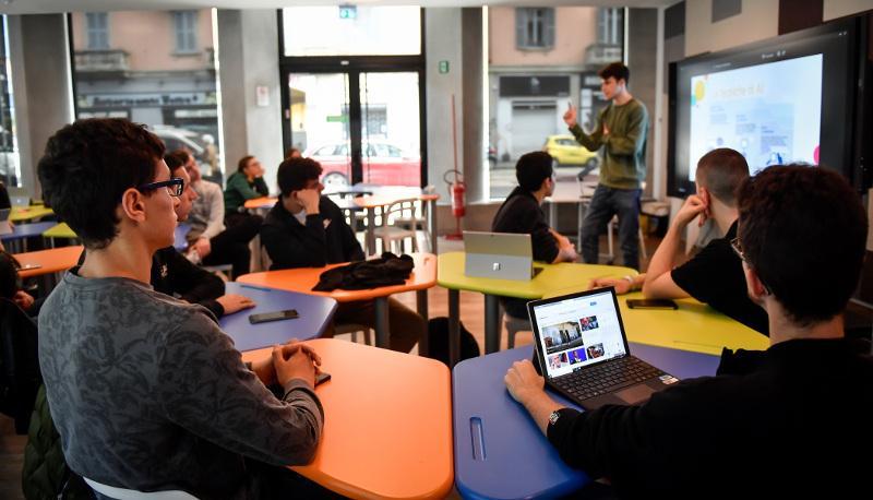 ambizione italia microsoft mondo digitale