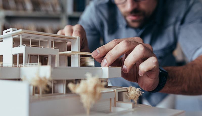 architettura test lavoro stipendio