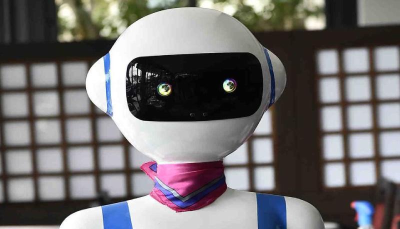 camerieri robot